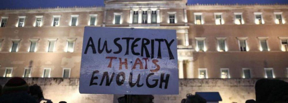 Greeks Pessimistic