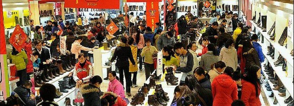 HK Fails to Gain China Market
