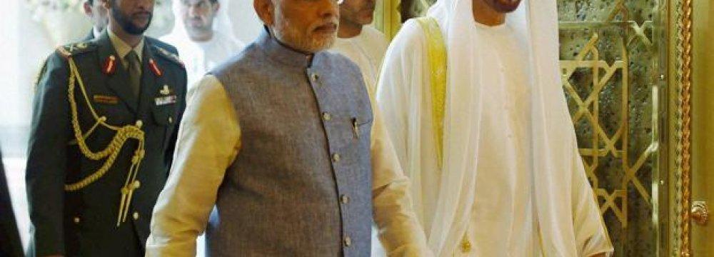 India-UAE Working Group