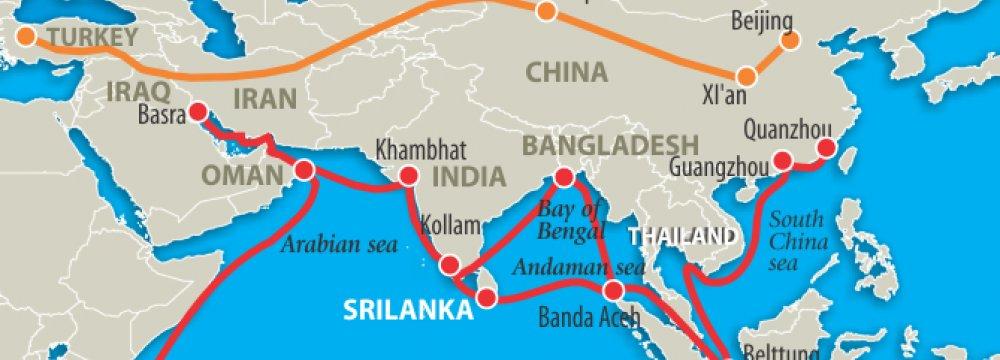 India, EEU to Benefit From Silk Road Economic Corridor