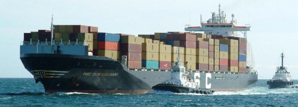 Irish Exports Surge