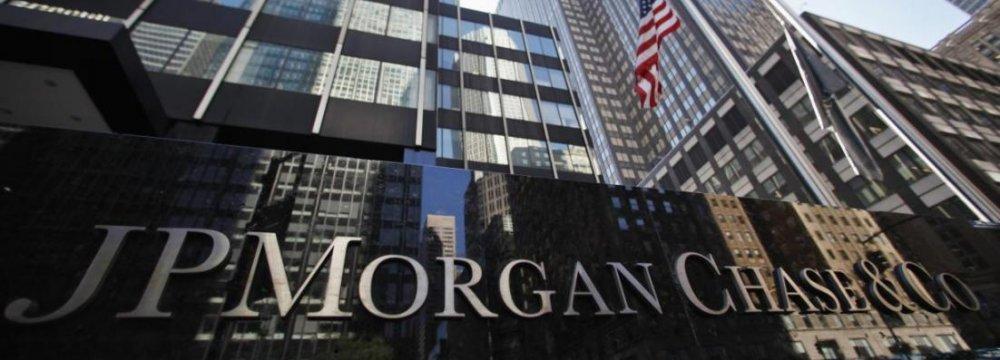 JPMorgan Bonus Pool Unchanged