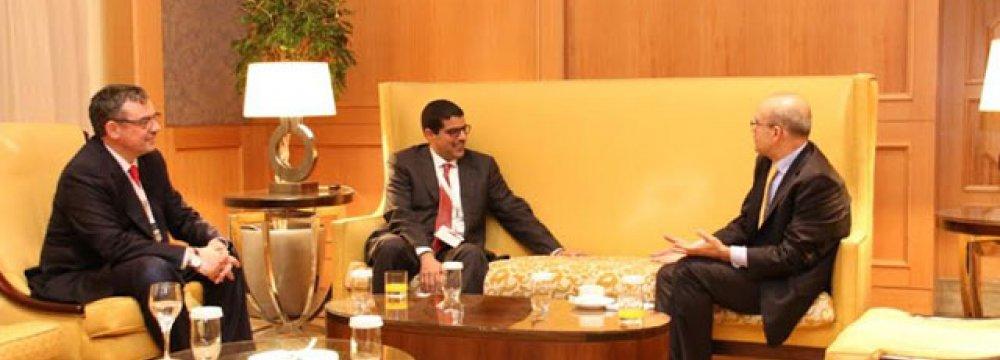 Kuwait, Turkey Discuss Investment
