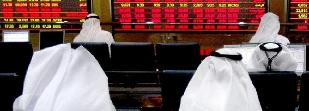 Major Bourses Rebound