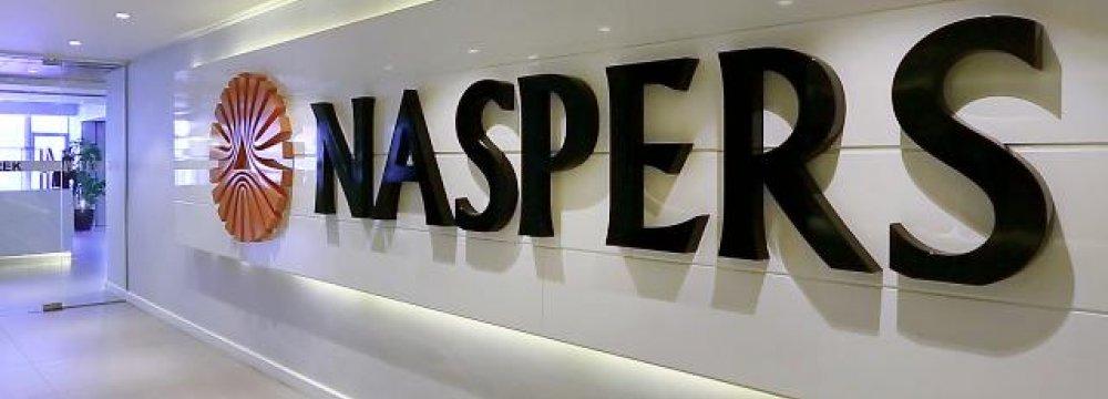 Naspers Mulls $2.5b Capital Raising