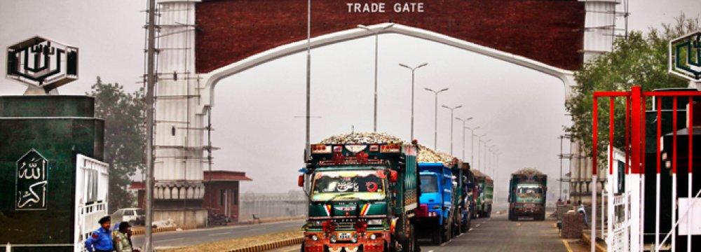 Pak Trade Deficit Shrinks