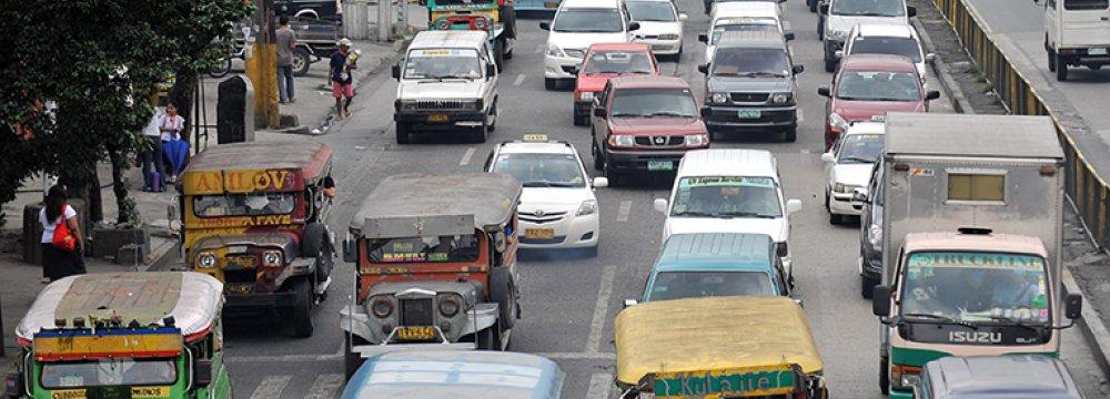 Philippine Inflation Rises
