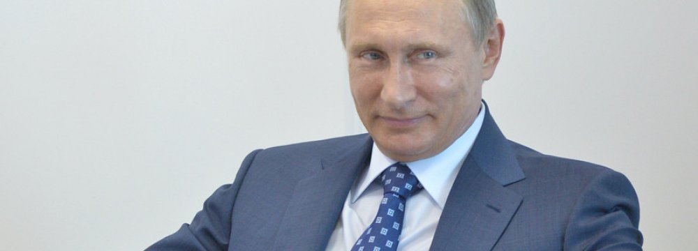 Putin Wants  to Dump USD