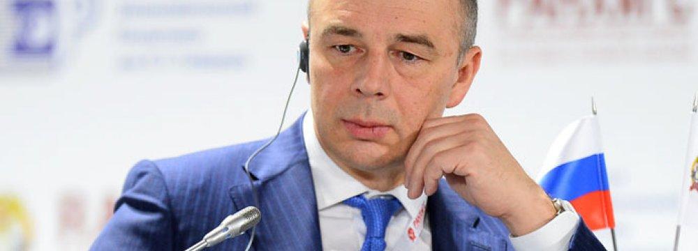Russia Budget $38b Shy