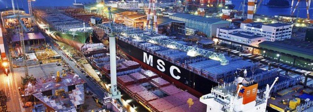 S. Korea Growth Slides to 2.6%