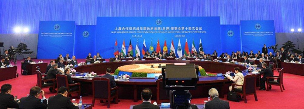 SCO Expanding Partnership