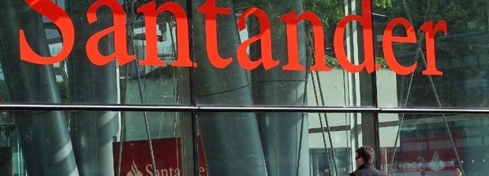 Spain Bank Profit Jumps