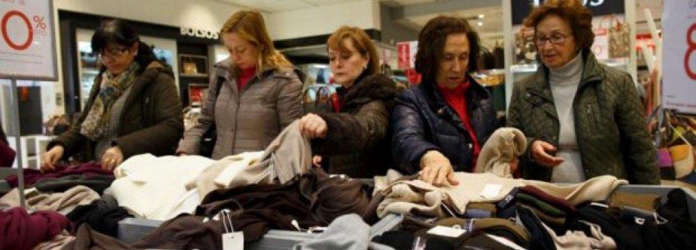 Spanish CPI Falls Sharply