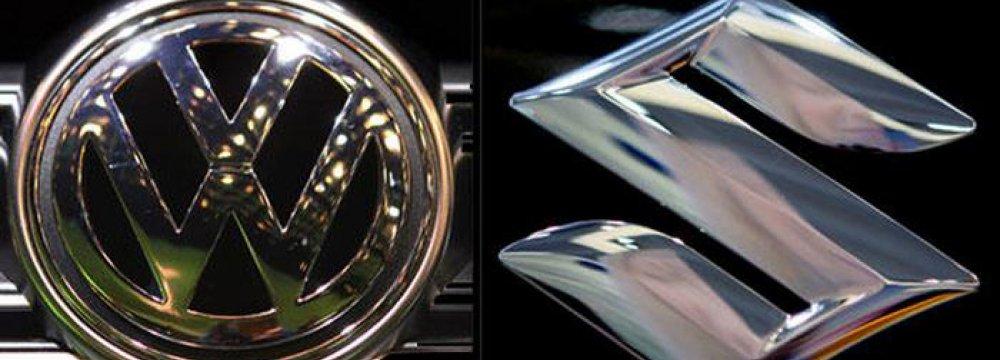 Suzuki Buys Back VW