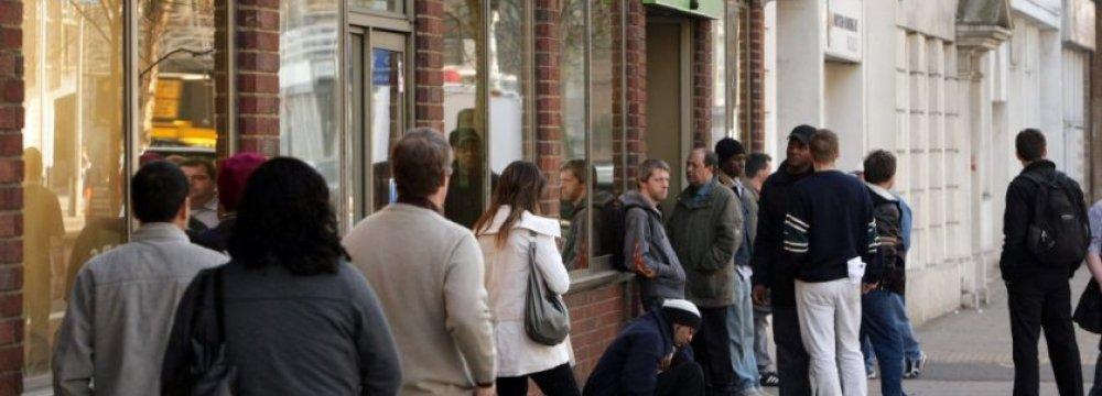UK Unemployment Stagnant