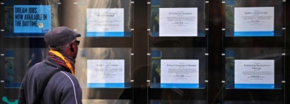 UK Payrolls Rise