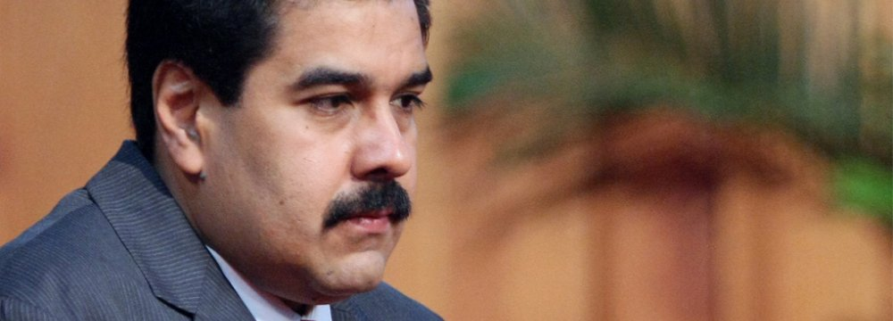 Venezuela Accuses US of Plotting Economic Sabotage