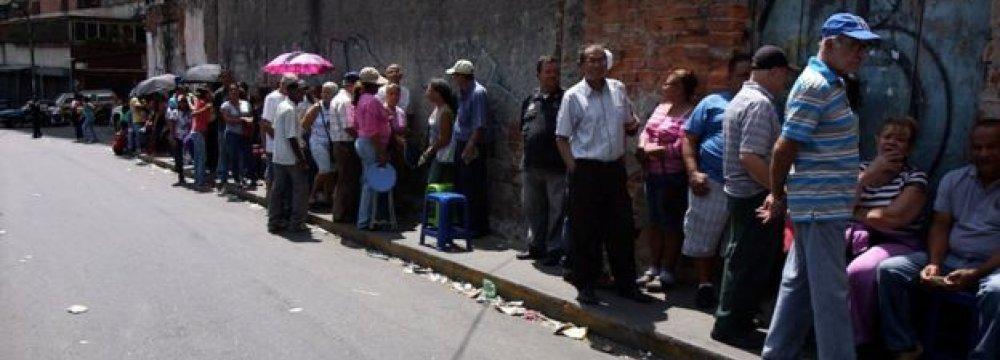 Venezuela's Vicissitudes