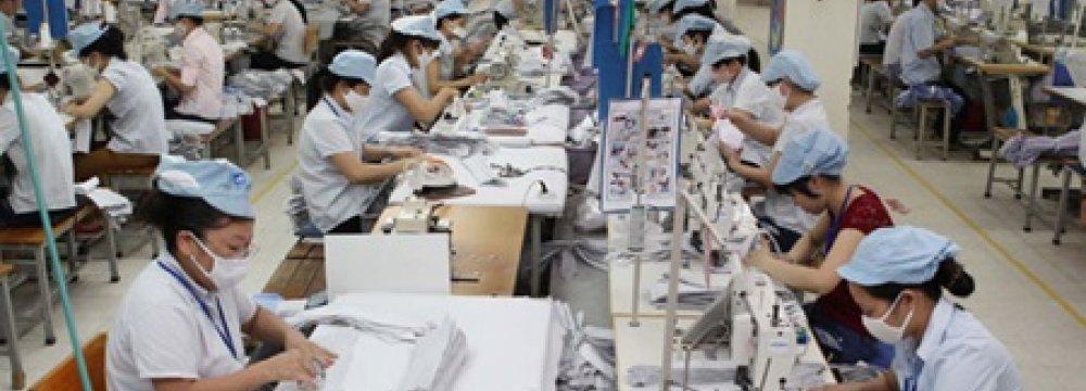 Vietnam Growth 'Too Slow'