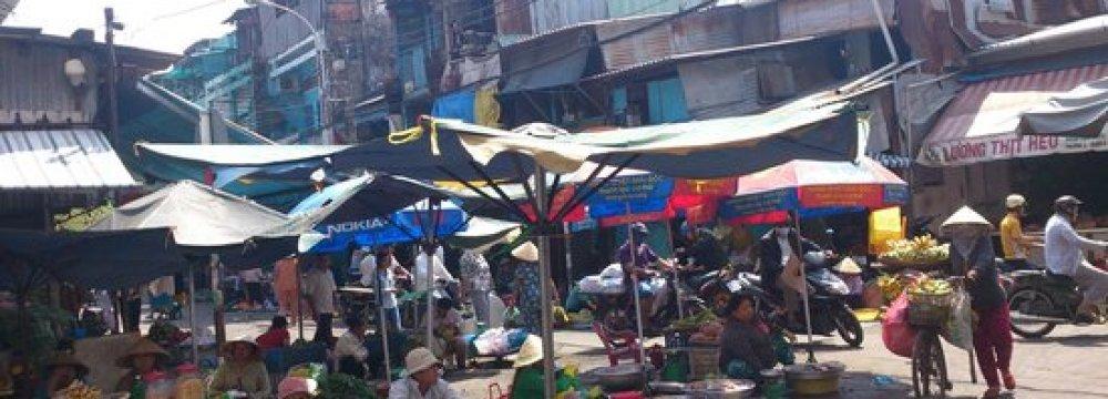 Vietnam Posts Highest GDP Growth