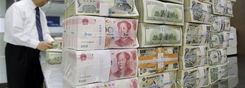Yuan to Slide Further