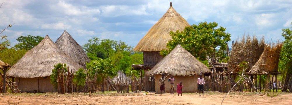 Zimbabwe Growth Lowered