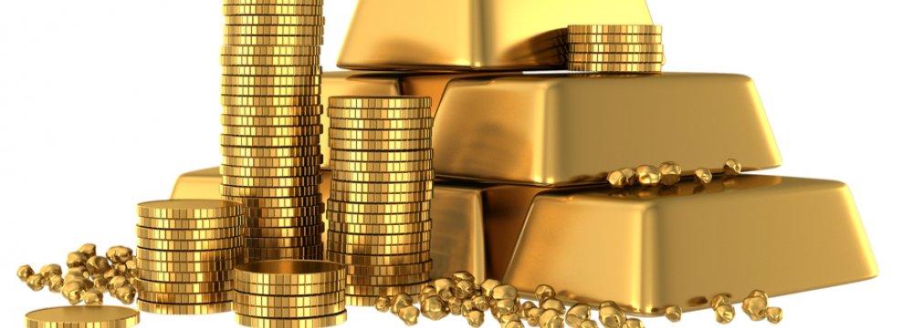 Gold Advances