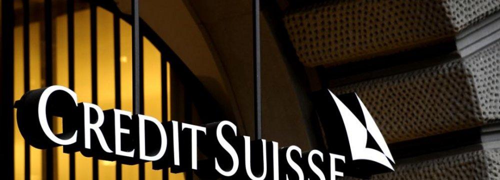 Credit Suisse Eyes $2b Costs