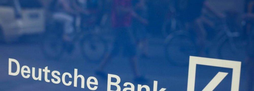Deutsche Bank in Talks  to Sell $250b Swaps Book