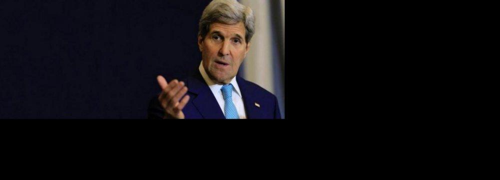 US Secretaries Pitch Iran Accord to Lawmakers