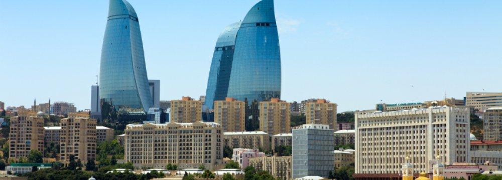 Azeri Rating Cut to Junk