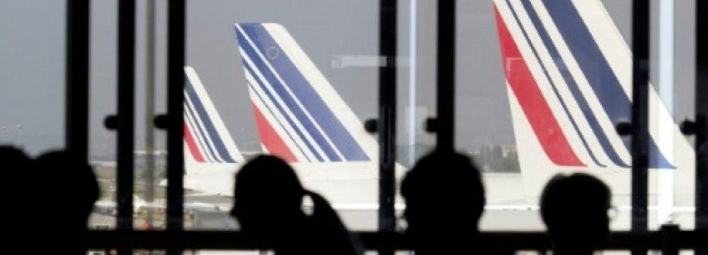 Air France May Cut Jobs, Flights