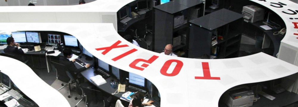 Asia Sags as China Stocks Wobble