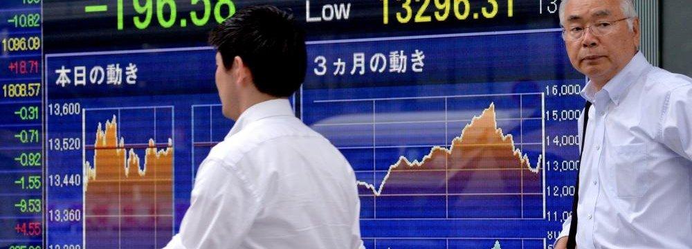 Asian Stocks Rise
