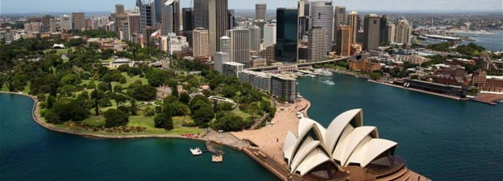 Australia May Slip Into Recession