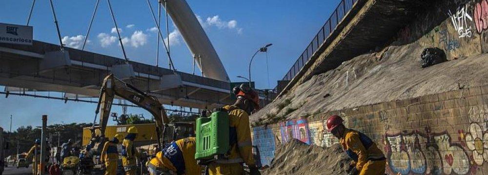 Brazil Growth Slump Impacting Firms Globally