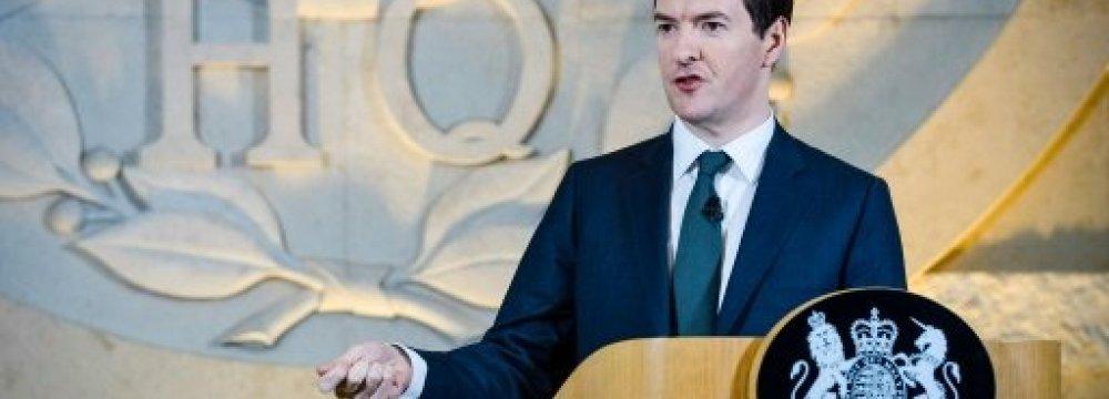 UK Deficit Worst Since 2009