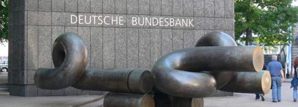 Bundesbank Slashes Inflation Forecasts