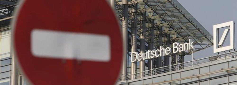 Deutsche Bank to Trim Business in Russia