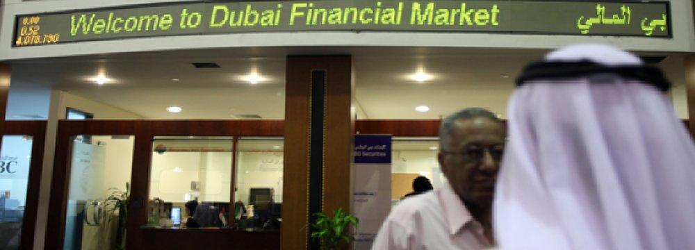 Dubai Stocks Advance