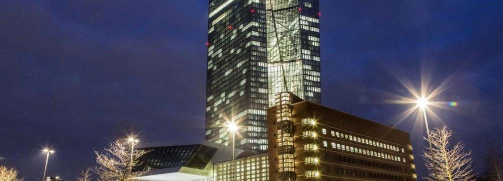 ECB Reveals  Confidential Document