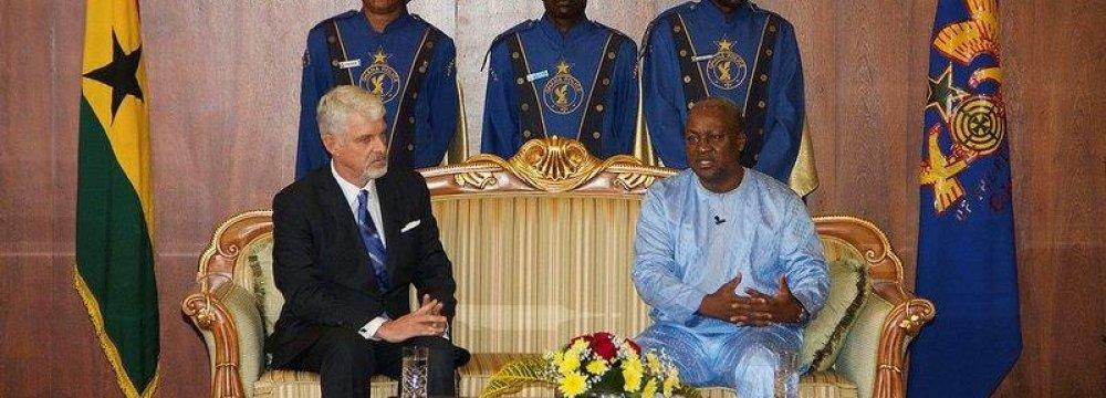 EU to Support Ghana Budget