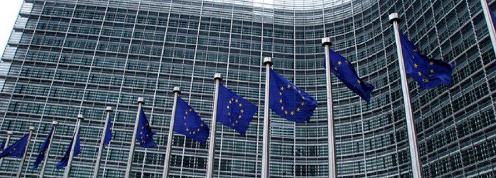 EU Economic Confidence at Eight-Month Low