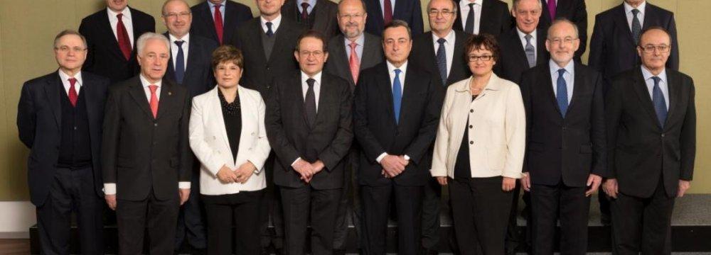 Eurozone Outlook Dim, QE Impact Falls Short