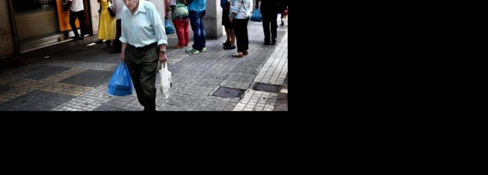 Greece Will Remain in Recession