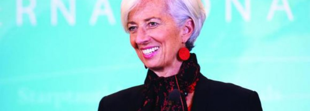 IMF Calls for 'Wise' Taxes