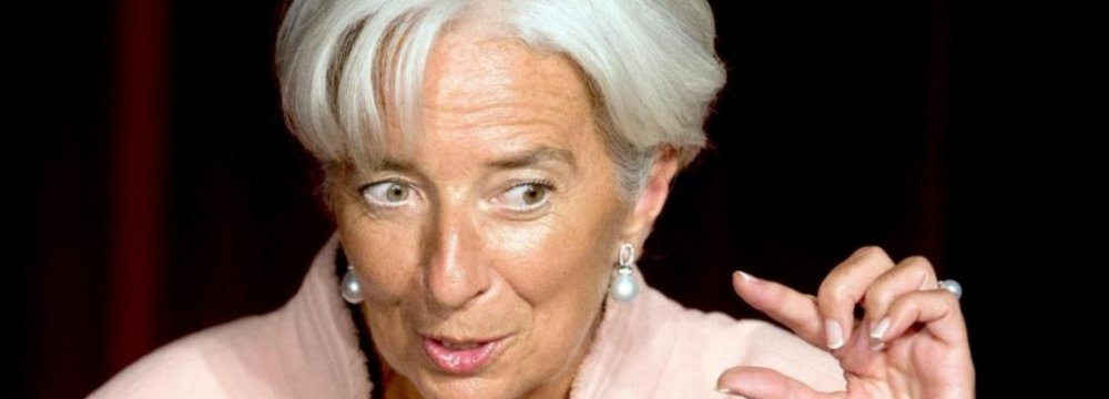 IMF Allows Greece to Bundle June Debt Payments