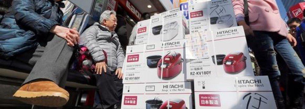 Japan Firms Keep Bullish Capex Plans