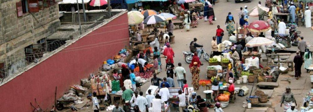 Nigeria Could Slip Into Recession