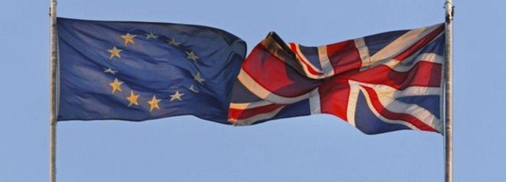 Brits Don't  Fear Leaving EU